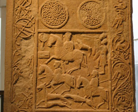 cadboll-stone-pictish writing Discovery news