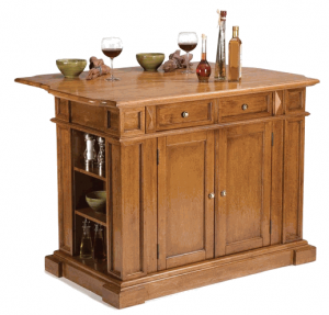 kitchen island wood